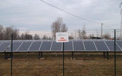Impianti a protezione fotovoltaico